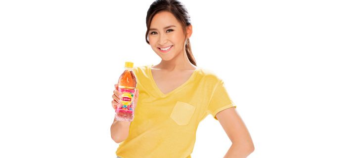 Lipton Ice Tea leads the 'positiviTEA' revolution with Sarah Geronimo