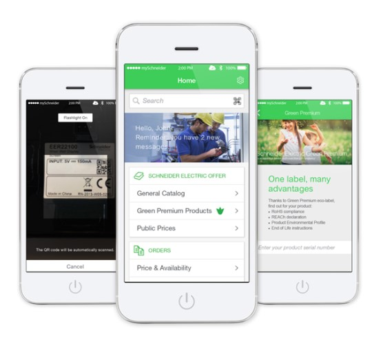 Schneider-Electric-App