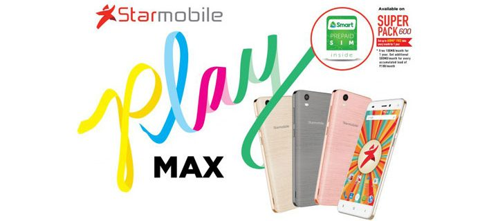 Starmobile outs new Android Marshmallow smartphones – the PLAY Max and PLAY Plus