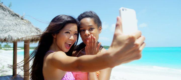Selfies bring out the best in you, experts say