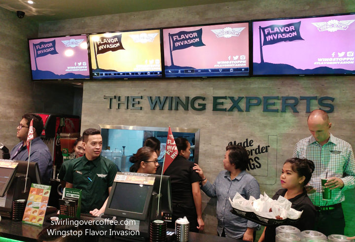 Seize Your Flavor at the Wingstop Flavor Invasion