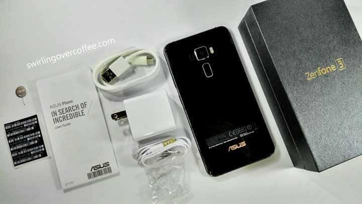 ASUS ZenFone 3 5.5-inch Unboxing and First Thoughts [Video]