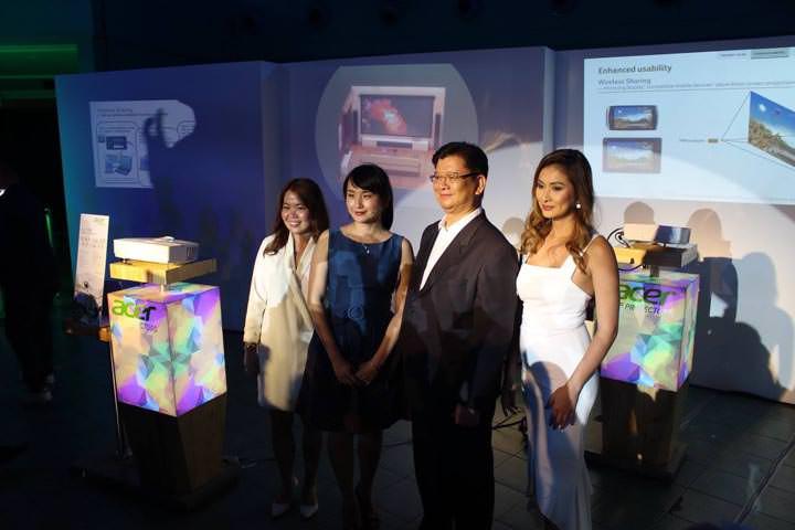 Acer ES-12, Acer X117H, Acer DLP Projector