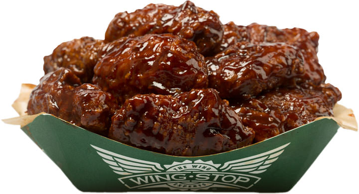 Wingstop, Flavor Invasion, Chicken Wings, Honey BBQ