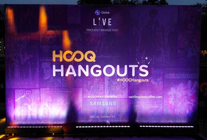 HOOQ Hangouts, Jessy Mendiola