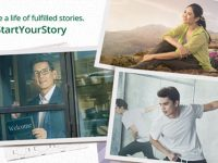 """Richard Yap, Sarah Geronimo and James Reid launch the next chapter of Manulife's """"Start Your Story"""" campaign"""