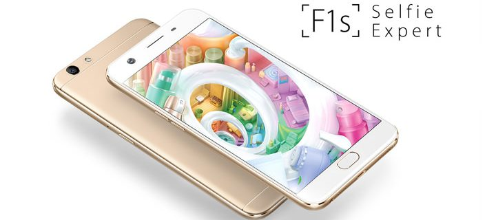 "The 16MP front camera, P12,990 OPPO F1s aims to be ""the"" Selfie Expert phone – and it might just succeed"