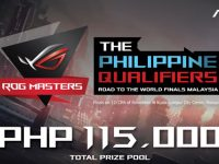 ASUS Republic Of Gamers (ROG) Officially Announces ROG Masters 2016 Gaming Tournament Philippine Qualifiers for DOTA 2 and CS:GO