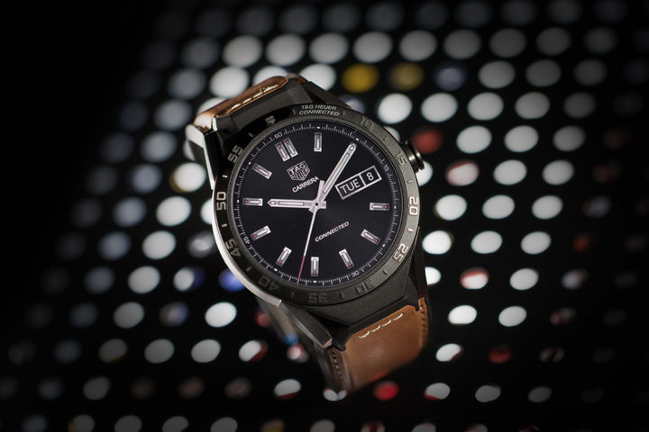 P69,999 TAG Heuer Connected Watch runs on Android Wear