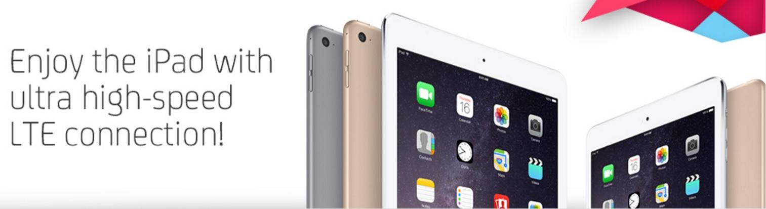 Smart Bro iPad Mini 2 Plan 599