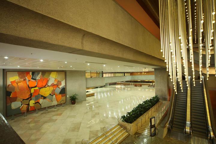 Philippine International Convention Center, Jose Joya