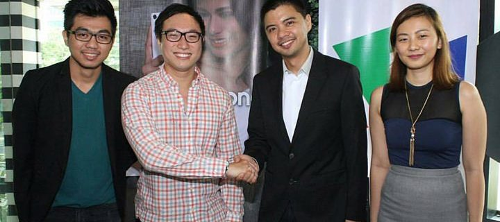 ABS-CBN Publishing partners with MyPhone to carry the network's multimedia reading app, NoInk, on 2 Million MyPhone Devices