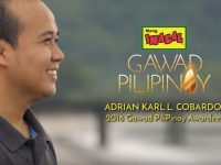 Mang Inasal salutes Galing-Pinoy Heroism through Gawad PiliPinoy Awards, names BangKarunungan founder as first Honoree