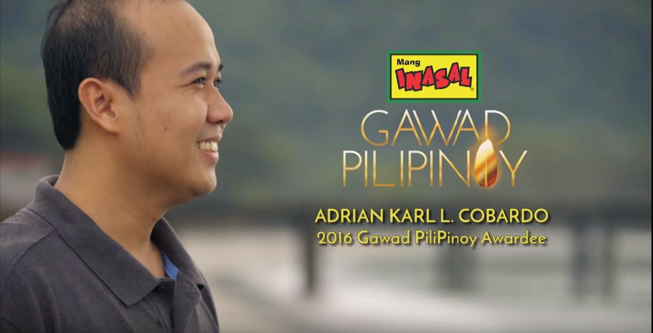 Mang Inasal salutes Galing-Pinoy Heroism through Gawad PiliPinoy Awards, names BangKarunungan founder as first Honoree