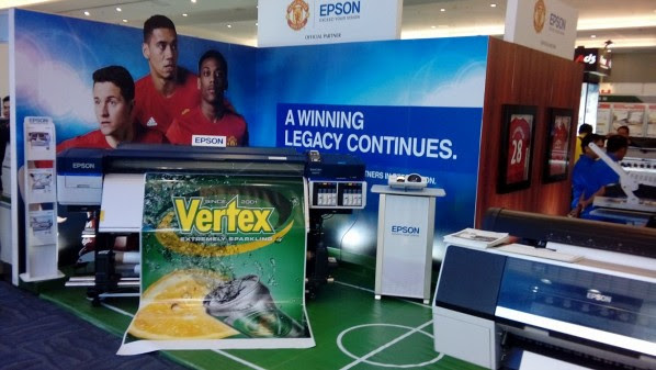Epson Philippines introduced advanced technologies built for printing applications in Davao leg of Print & Label 2016