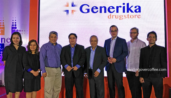 Generika Drugstore, MEDPadala, Actimed, Gabay Generika