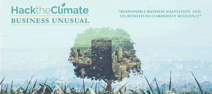 Hack The Climate: Business Unusual