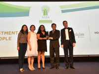 Holcim Philippines' Galing Mason wins national and international awards
