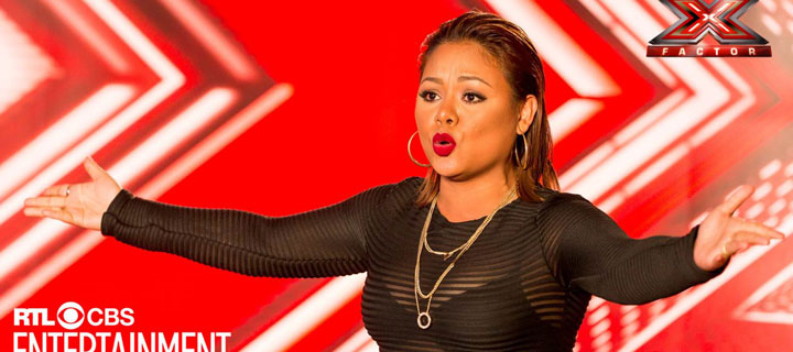 Filipina Singer Ivy Grace Paredes Gets All The Yeses She Needs From The X Factor UK Judges