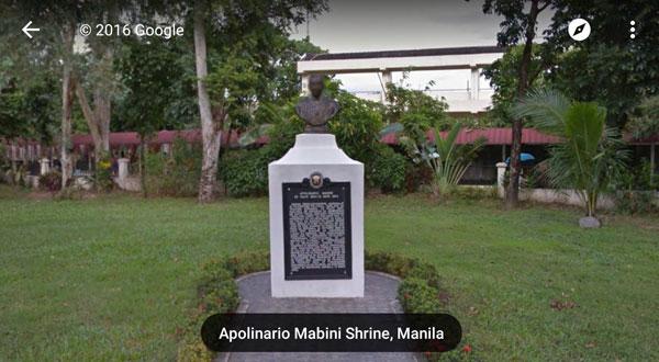 Mabini-Shrine