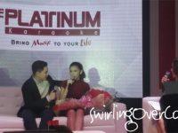 Platinum Karaoke launches Platinum Alpha Mic Karaoke, announces AlDub as product ambassadors