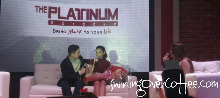 Platinum Karaoke launches Platinum Alpha Mic Karaoke, announces AlDub as product ambassadors
