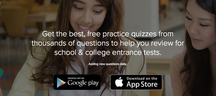 Students can now review for entrance exams on their mobile phones, using the free-to-download app, Zookal