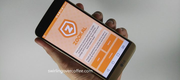 Raffle: Get a Chance to Win Php150 of load by installing the Free Zookal Reviewer App
