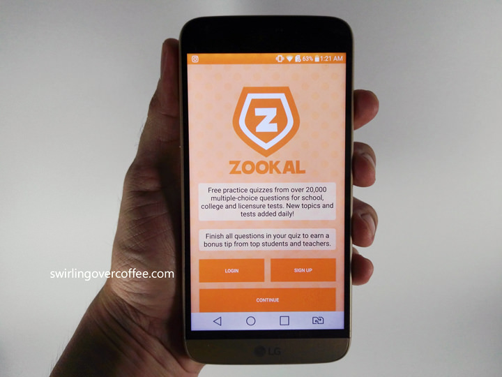 Zookal Free Reviewer App, Raffle