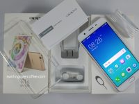 OPPO F1s Unboxing and First Thoughts [Video]