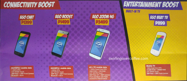 Torque EGO Series Boost Edition, Elisse Joson
