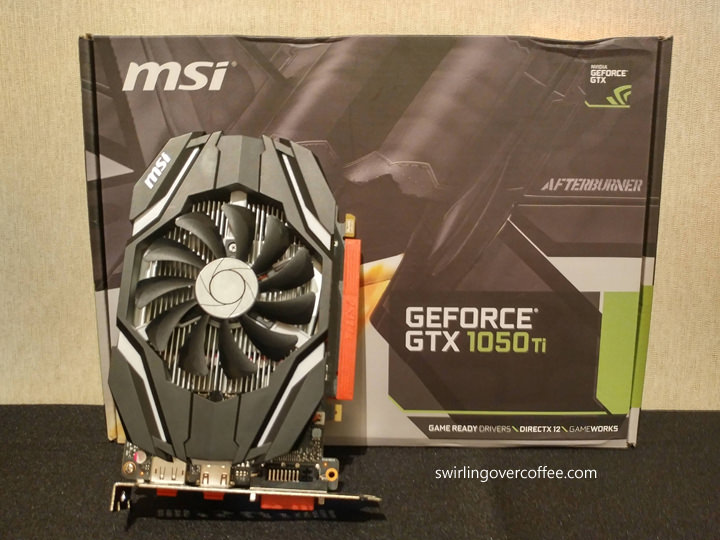 NVDIA GeForce GTX 1050, NVDIA GeForce GTX 1050 Ti