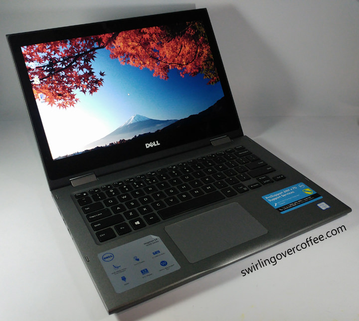 Dell Inspiron 13 5368 unboxing, Dell Inspiron 13 5368 specs, Dell Inspiron 13 5368 review