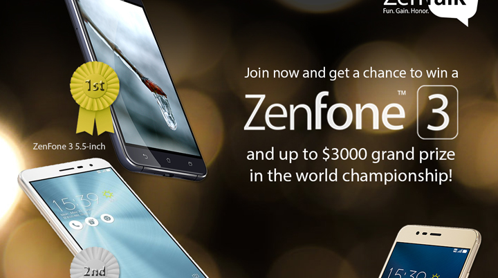 Join the 2016 Zen in your EYEs ASUS Zenfone Photography Awards (World Championship)