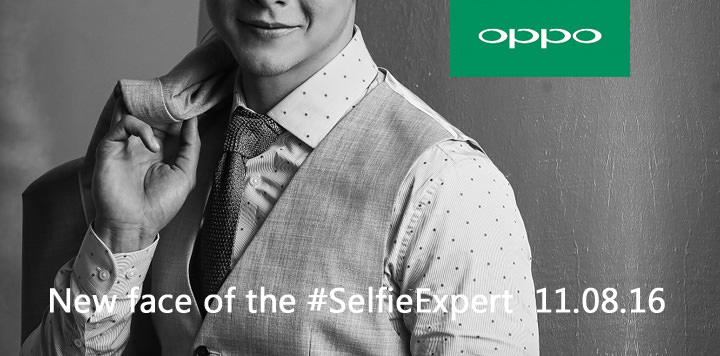 OPPO's selfie revolution continues: social media posts hint at product reveal, new brand ambassador