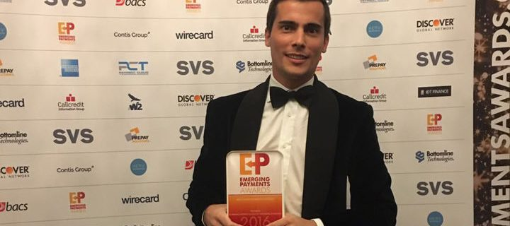 PayMaya recognized as world's best online payments solution at the Emerging Payments Awards