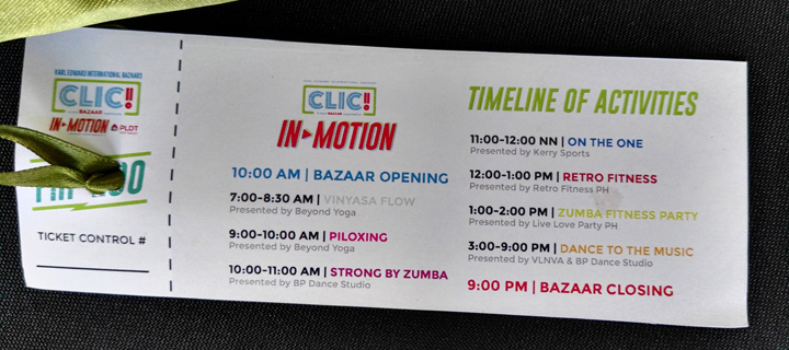 PayMaya Clic! Bazaar