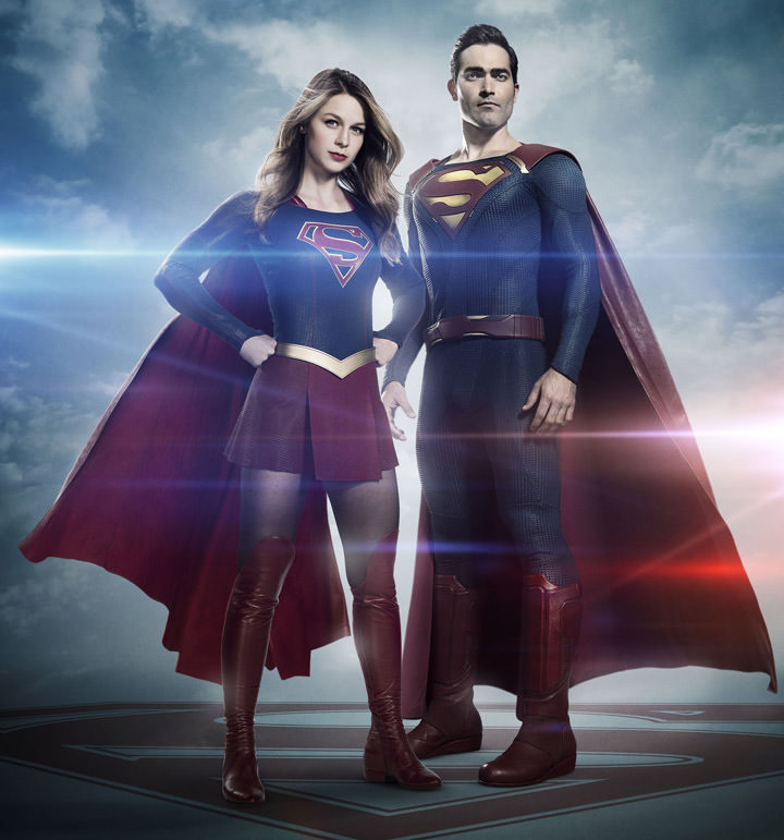 Supergirl Pilot Episode on HOOQ