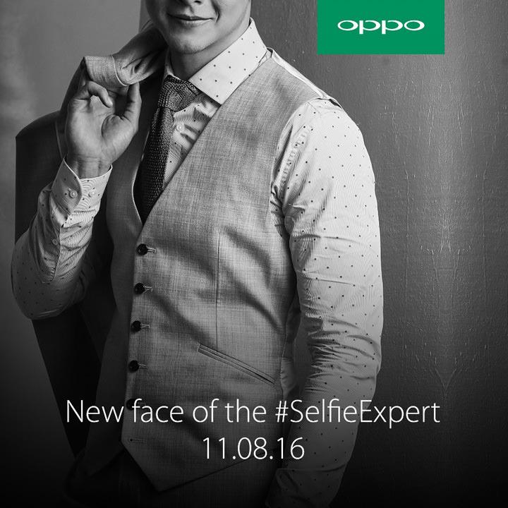 OPPO Selfie Expert, OPPO Selfie Expert New Face