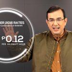 Meralco, joe-zaldarriaga-12-centavos-rate-decrease