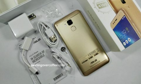 ASUS ZenFone 3 Max (ZC520TL) Unboxing and First Thoughts [Video]