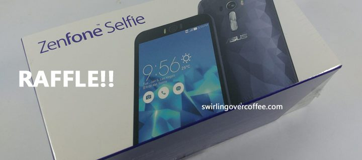 Raffle: Win a Brand New ASUS ZenFone Selfie!