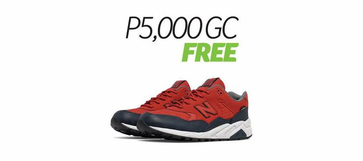 Buy Acer laptops and get a New Balance Gift Card worth P5,000 ...