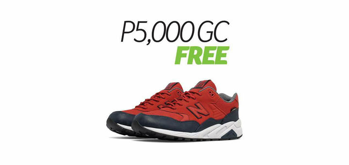Buy Acer laptops and get a New Balance Gift Card worth P5,000