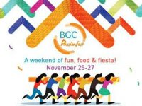The stage is set for BGC Passionfest​ 2016
