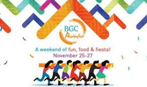 The stage is set for BGC Passionfest 2016
