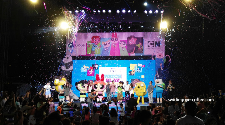 Cartoon Network Watch and Play lets kids livestream and watch on-demand content