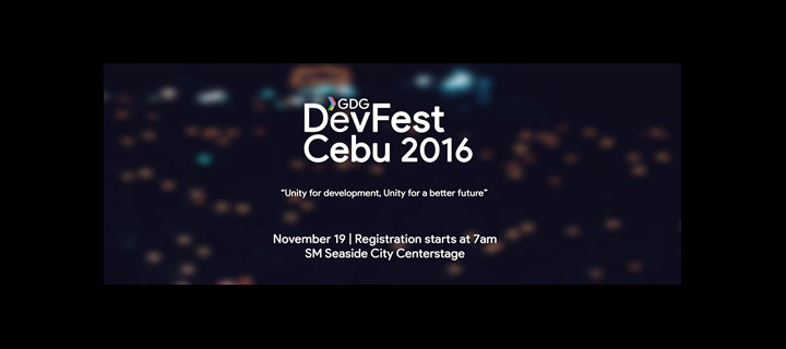 GDG Cebu holds its' biggest Google Tech Conference