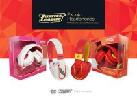 Ekonic Justice League Headphones are here!
