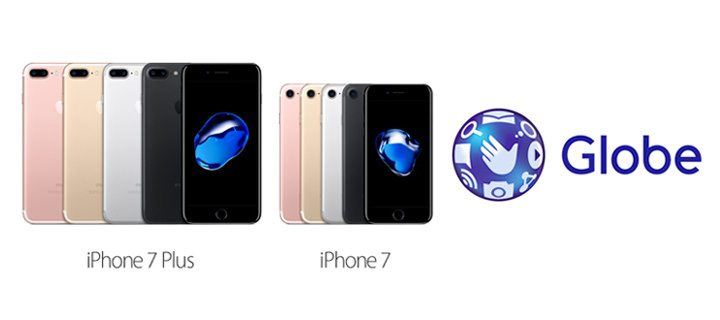 Globe Telecom to start accepting reservations for iPhone 7 and iPhone 7 Plus  starting October 28, 2016